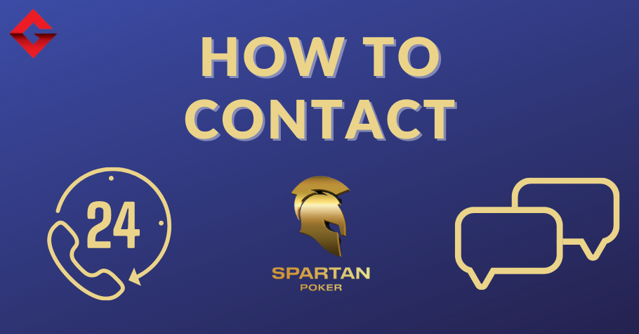 How To Contact Spartan Poker?