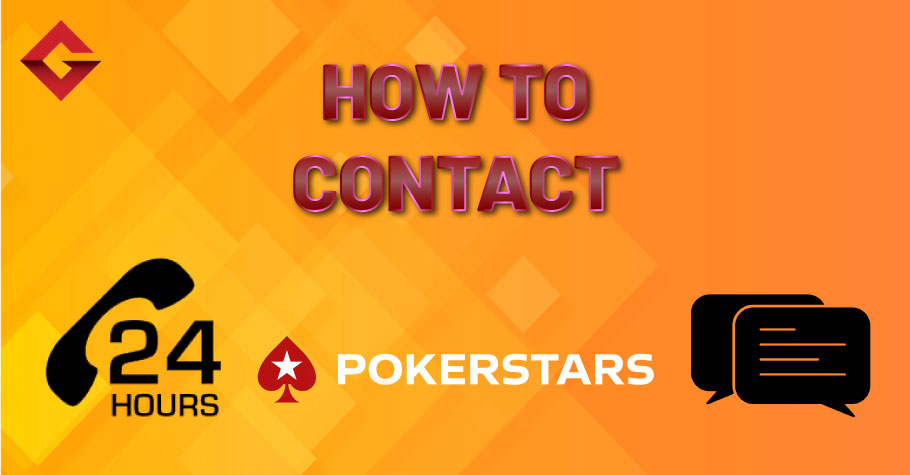 How To Contact PokerStars India?