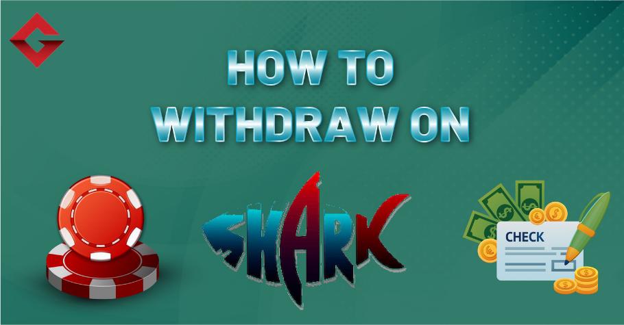 How To Withdraw On Pokio-Shark?