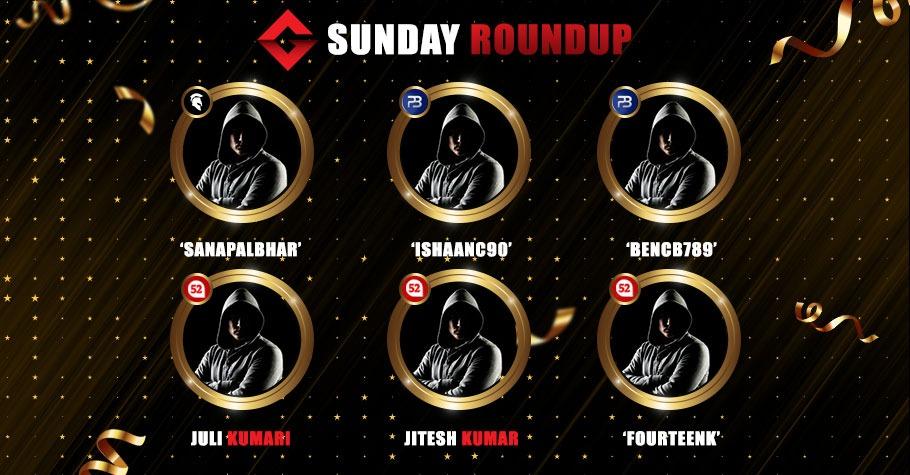 Sunday Round Up Mystery Player 'ishaanc90' Ships Endboss On PokerBaazi For 7.48 Lakh
