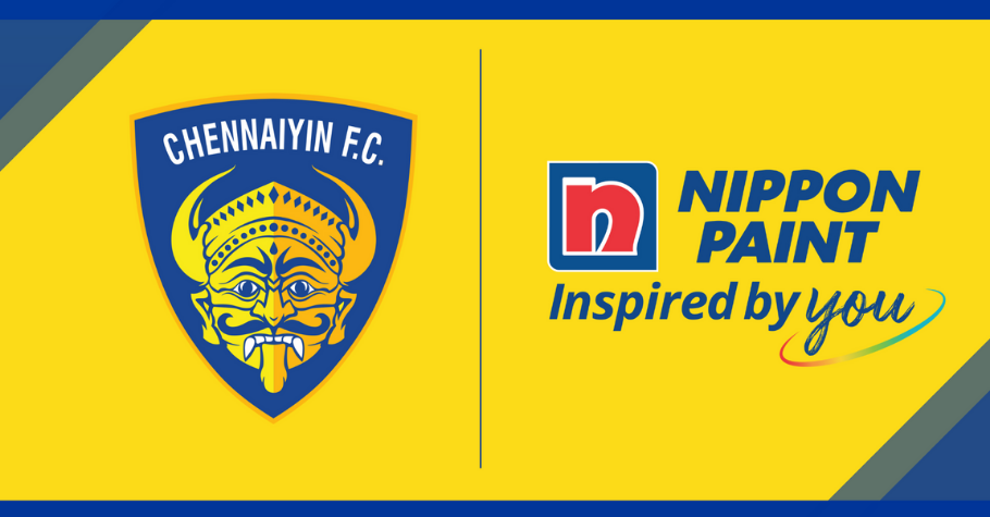 Nippon Paint Becomes Associate Sponsor Of Chennaiyin FC For Fifth Year