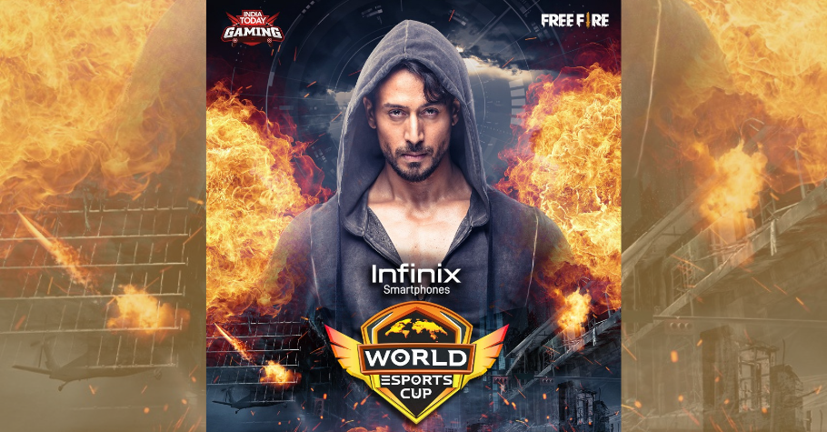 Tiger Shroff Roots For Indian Gamers In World Esports Cup 2021