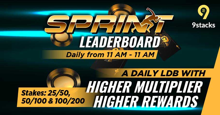 9stacks Sprint Leaderboard Is A Deal You Cannot Miss Out On!